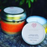 *NEW* White Musk & Amber - Soy Wax Candle in Tin 200ml